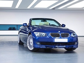 Consumi Alpina BMW B3 S Cabrio Switch-Tronic