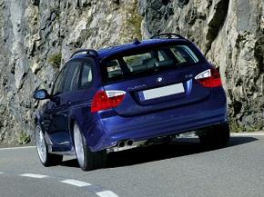 Consumi Alpina BMW B3 S Touring Switch-Tronic