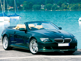Consumi Alpina BMW B6 S Cabrio