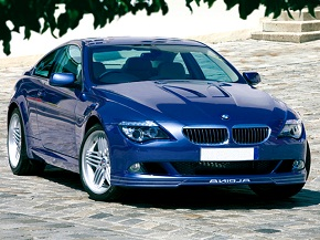 Consumi Alpina BMW B6 S Coupé