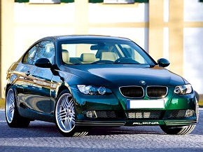 Consumi Alpina BMW D3 Coupé