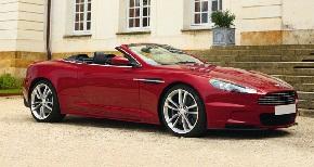 Consumi Aston Martin DBS Volante