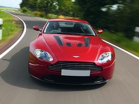 Consumi Aston Martin V12 Vantage Coupé
