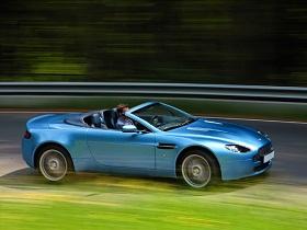 Consumi Aston Martin - V8 Vantage Roadster