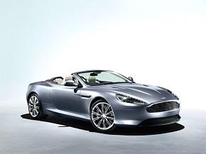 Consumi Aston Martin Virage Volante Touchtronic