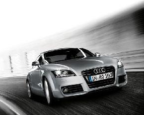 Consumi Audi TT Coupé 1.8 TFSI