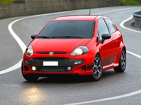Consumi Abarth Punto Evo 1.4 Turbo Multiair S&S
