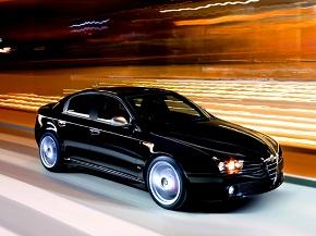 Consumi Alfa Romeo 159