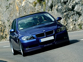 Consumi Alpina BMW B3 S Switch-Tronic