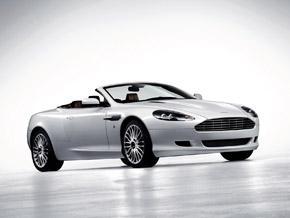 Consumi Aston Martin DB9 Volante Touchtronic
