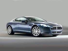 Consumi Aston Martin Rapide