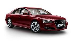 Consumi Audi A8 4.2 V8 FSI quattro Tiptronic