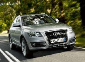 Consumi Audi Q5 3.0 V6 TDI quattro S tronic