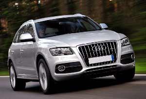 Consumi Audi Q5 3.2 V6 FSI quattro S tronic