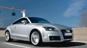 Consumi Audi TT RS Coupé 2.5 TFSI quattro