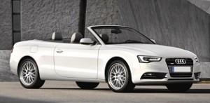 Consumi Audi A5 Cabrio 3.0 V6 TDI 204 CV multitronic