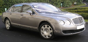 Consumi Bentley Continental Flying Spur