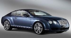 Consumi Bentley Continental GT